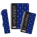 Picture of AcademicYear Fashion Planner Daily Set (Anchor Pattern)