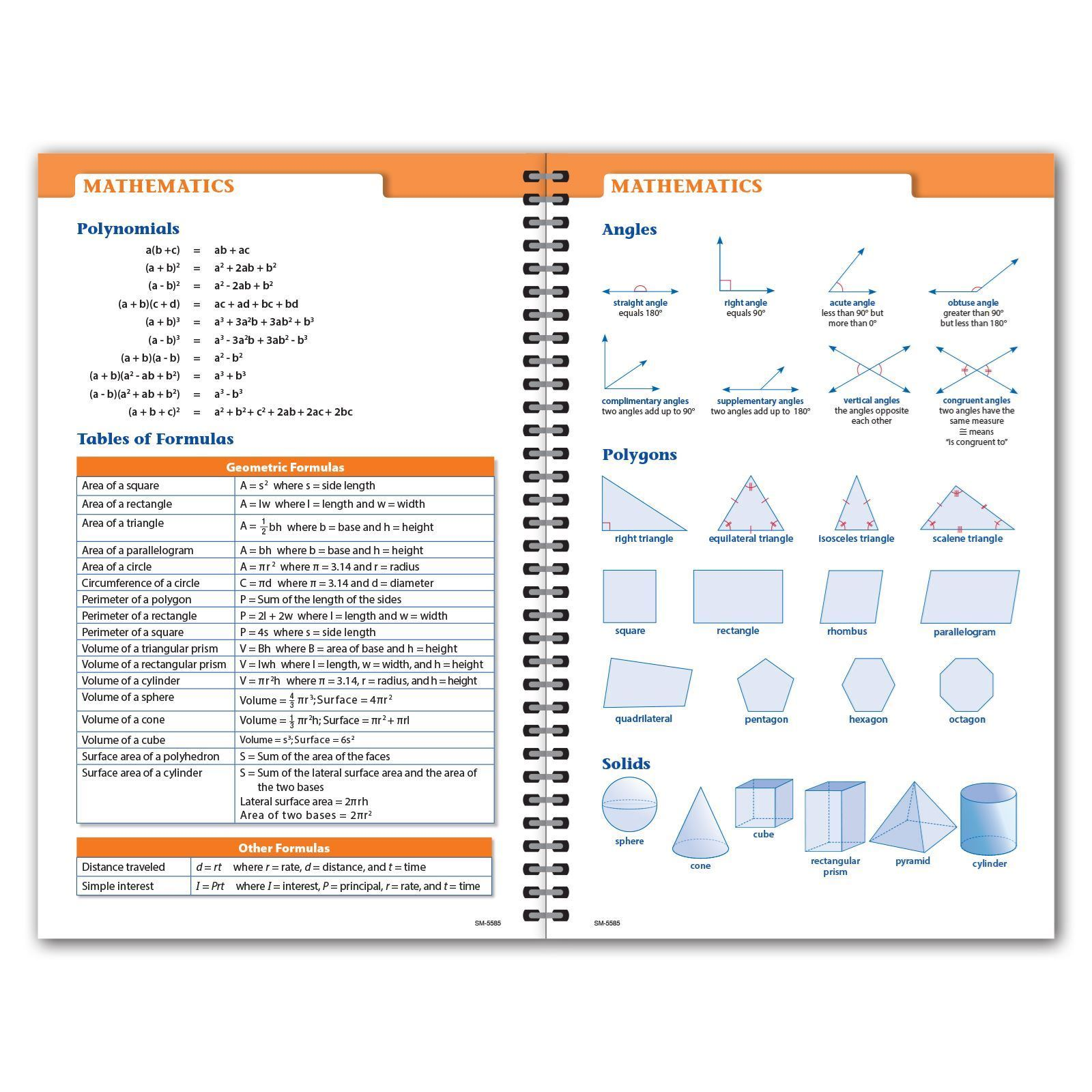 Picture of Secondary Matrix 5.5x8.5  Student Planner (Cover 2)