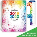 Picture of Dated Elementary Block Student Planner for Academic Year 2019-2020