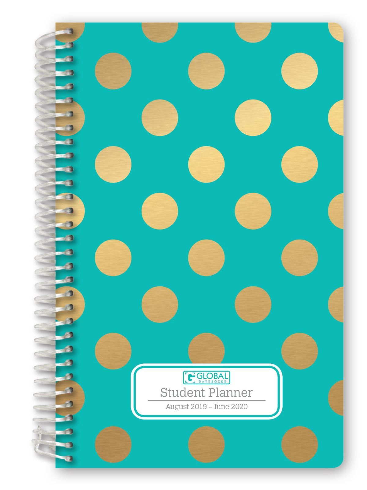 Picture of HARDCOVER Dated Middle School or High School Student Planner for Academic Year 2019-2020