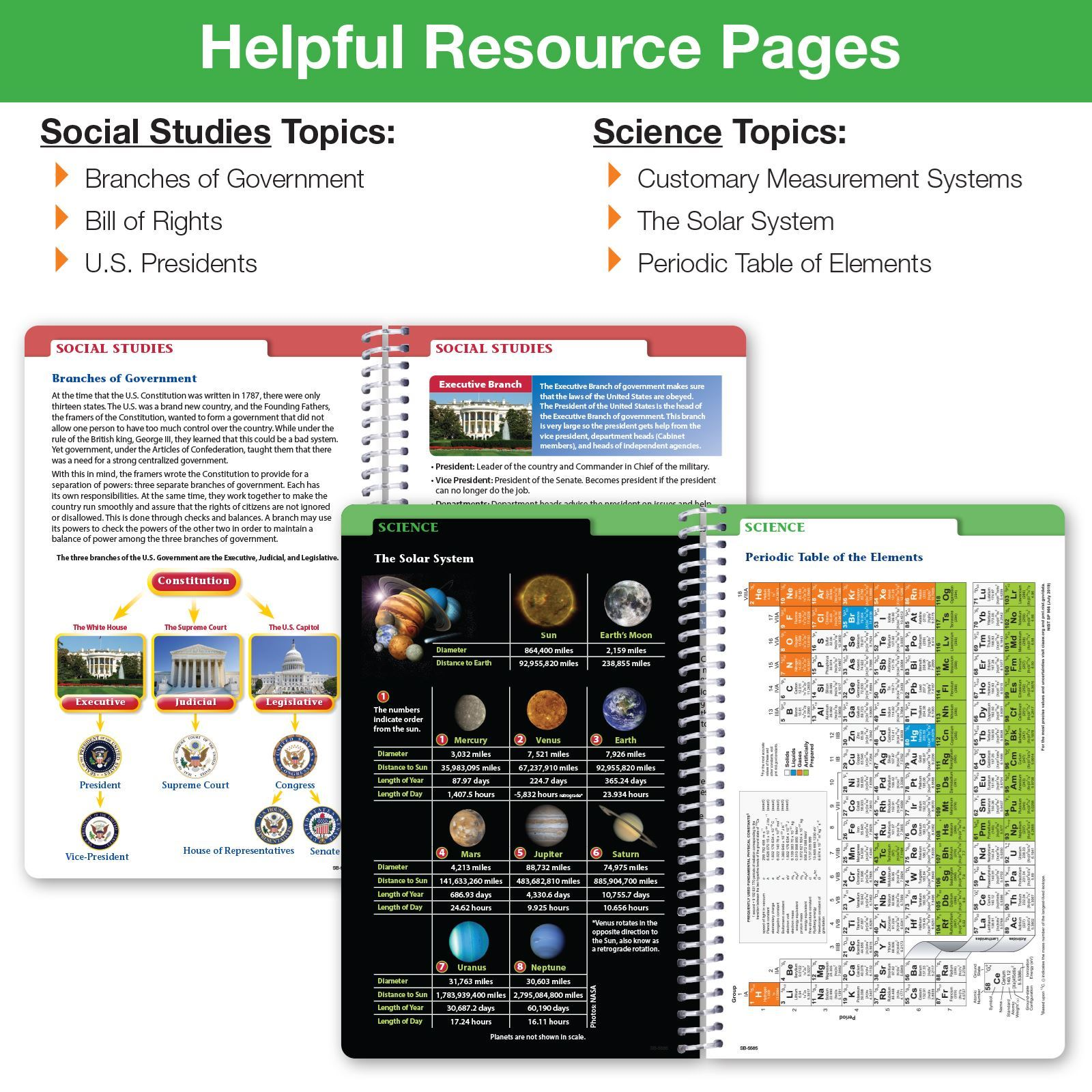 Picture of Dated Middle School or High School Student Planner for Academic Year 2020-2021