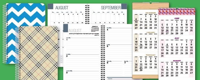Picture for category Planners, Agendas & Wall Calendars