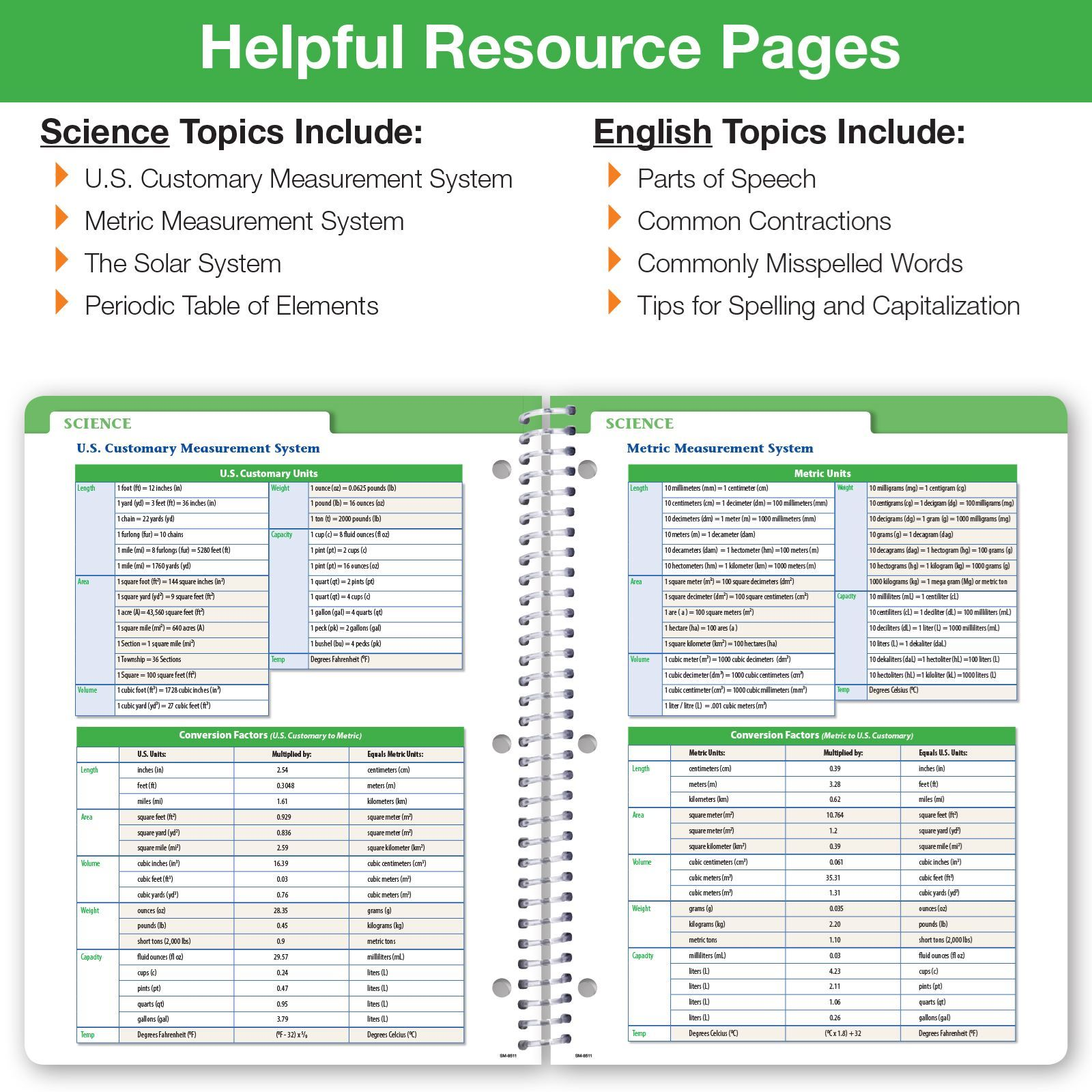 Picture of Dated Middle School or High School Student Planner for Academic Year 2021-2022